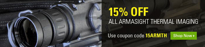 15% off ALL Armasight Thermal Imaging